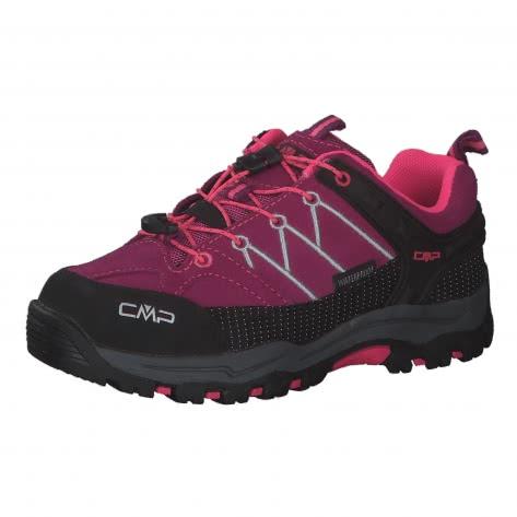 CMP Kinder Trekking Schuhe Rigel LOW WP 3Q13244