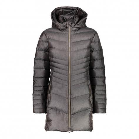 CMP Damen Mantel Woman Coat Snaps Hood 39K3096