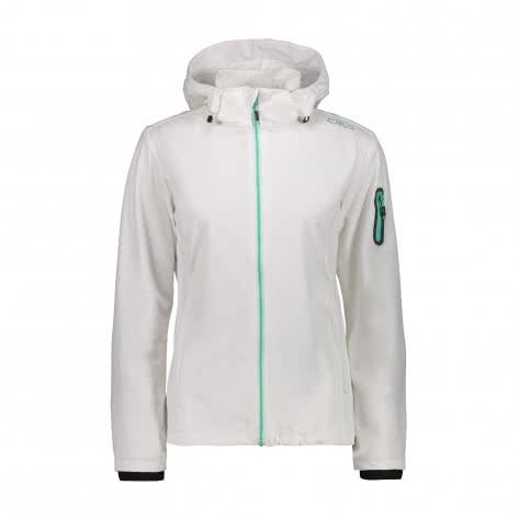 CMP Damen Softshelljacke Woman Jacket Zip Hood 39A5016