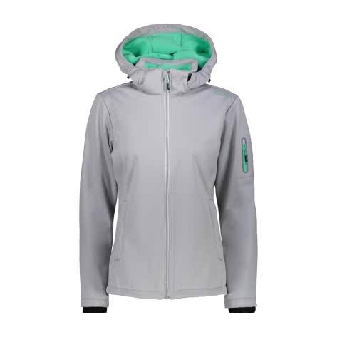 CMP Damen Softshelljacke Woman Jacket Zip Hood 39A5006M