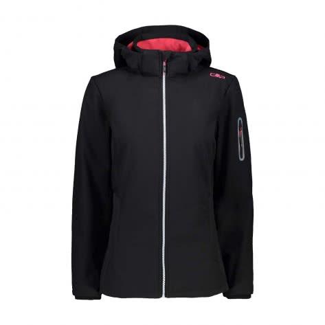 CMP Damen Softshelljacke Woman Jacket Zip Hood 39A5006