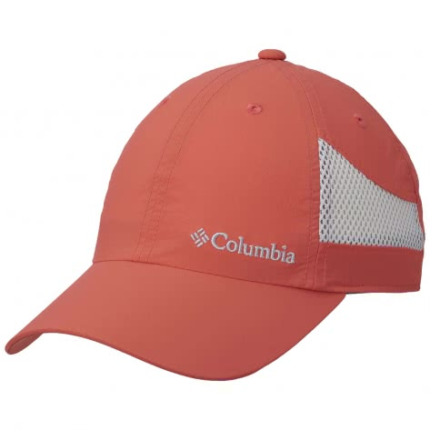 Columbia Herren Hut Tech Shade 1539331-633 One size Red Coral | One size