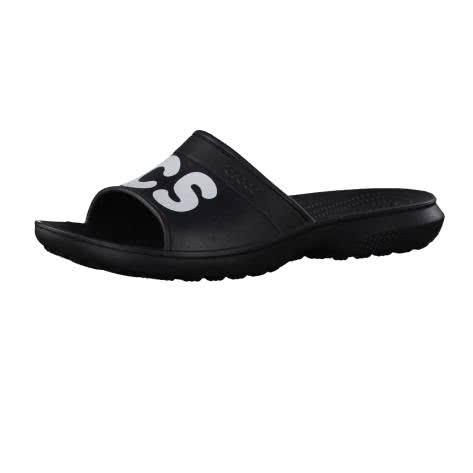 Crocs Sandale Classic Graphic Slides 204465