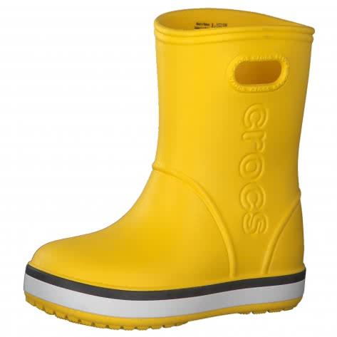 Crocs Kinder Gummistiefel Crocband Rain Boot K 205827