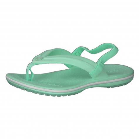 Crocs Kinder Zehentrenner Crocband Strap Flip K 205777