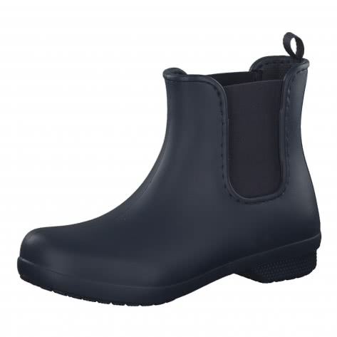 Crocs Damen Gummistiefel Freesail Chelsea Boot 204630