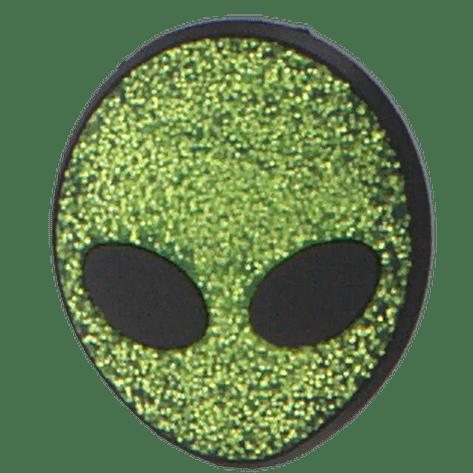Crocs Jibbitz Anstecker Alien Größe: One size