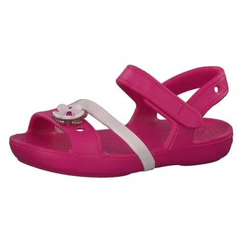 Crocs Mädchen Sandale Lina Charm 205530