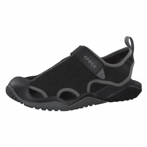 Crocs Schuhe Swiftwater Mesh Deck Sandal M 205289
