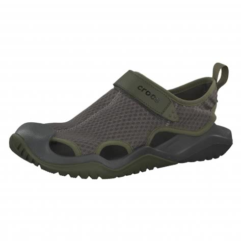 Crocs Schuhe Swiftwater Mesh Deck Sandal M 205289