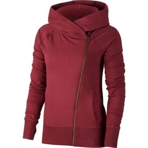 Nike Damen Kapuzenjacke Yoga Full-Zip CU5321