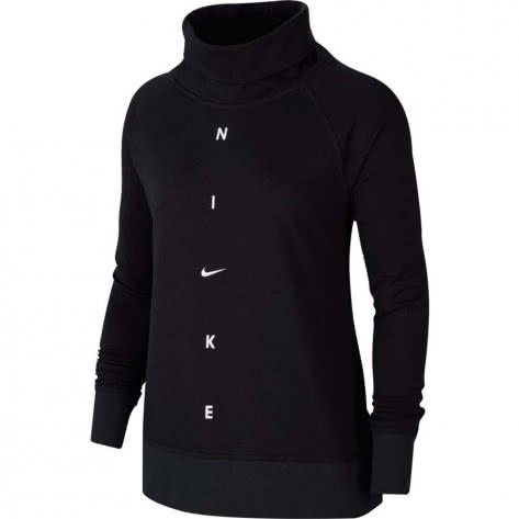 Nike Damen Pullover Get Fit Funnel Neck Crew CU5659