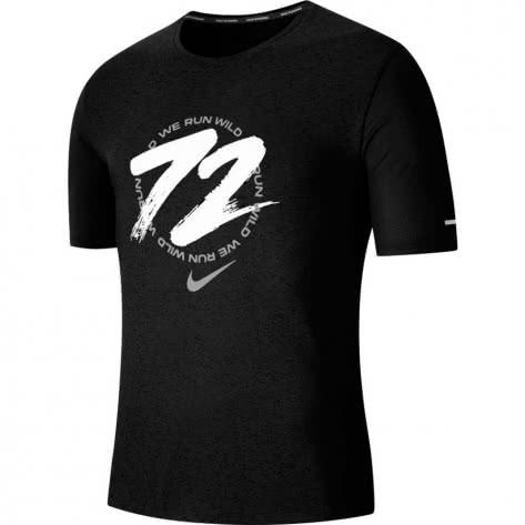 Nike Herren Laufshirt Miller Wild Run Top CU5955