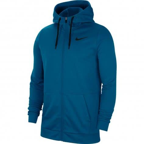 Nike Herren Trainingsjacke Fleece Full Zip Hoodie CU6231