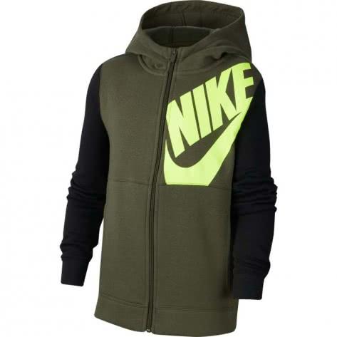 Nike Jungen Kapuzenjacke NSW Full-Zip Hoodie CU9221