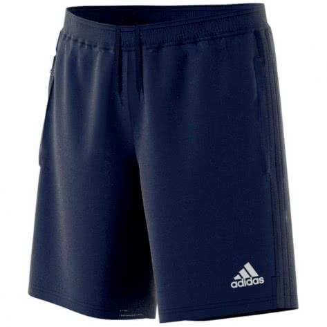adidas Herren Woven Shorts Condivo 18 CV8251 XS dark blue/white | XS