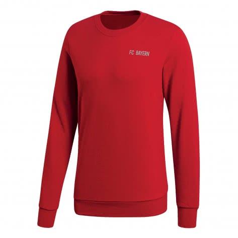 adidas Herren FC Bayern München Sweat Top Graphic CW7340 XS fcb true red | XS