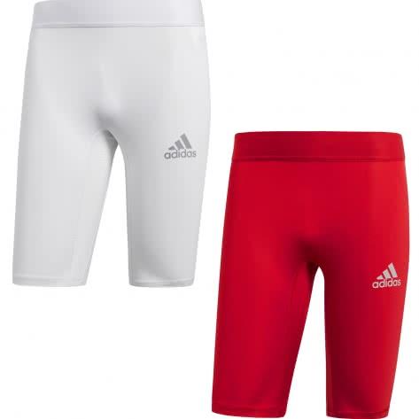 adidas Herren Tight Alphaskin Short Tight 2Pack