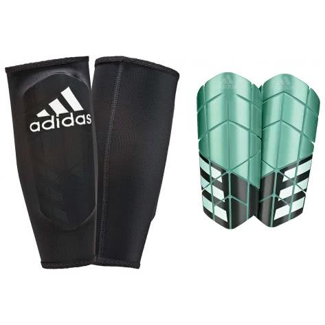 adidas Herren Schienbeinschoner X PRO raw green/night cargo/clear mint Größe: S,XL,XS
