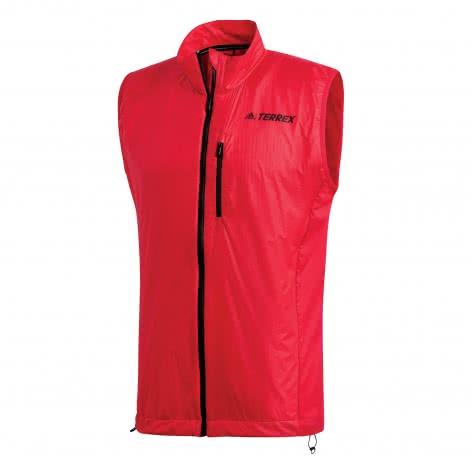 adidas TERREX Herren Weste AGRAVIC Alpha Vest CZ0664 46 red | 46