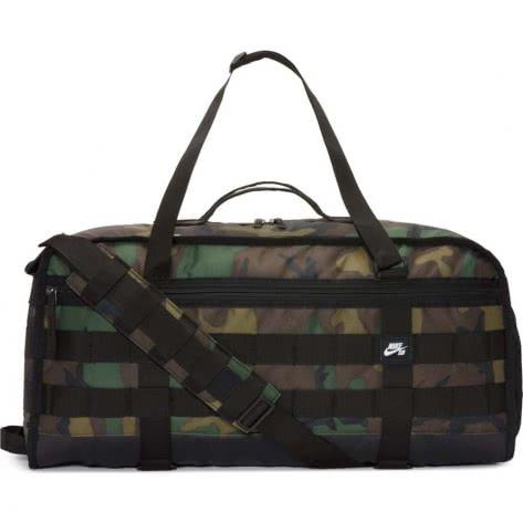 Nike Skateboard Sporttasche SB RPM Duffle Bag CZ1863-010 Black/White | One size