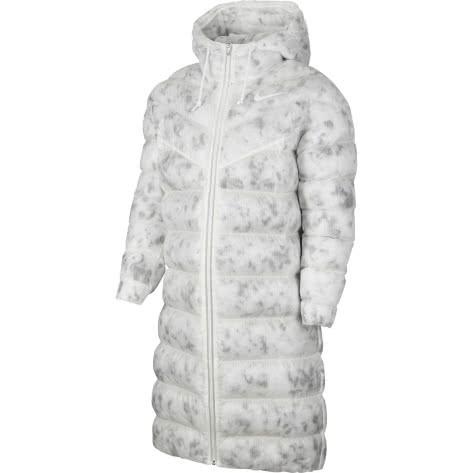 Nike Damen Wintermantel Synthetic-Fill Parka CZ1909-121 S Summit White/White | S