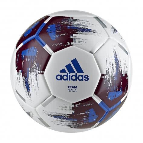 adidas Fussball Team Sala CZ2231 white/maroon/blue/silver | FUTS