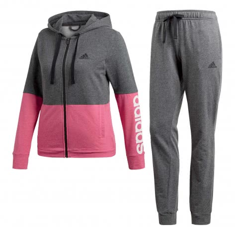 adidas Damen Trainingsanzug Marker Hoody TS