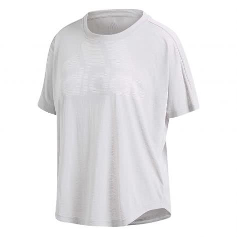 adidas Damen Trainingsshirt Magic Logo Tee CZ8004 S grey two f17 | S