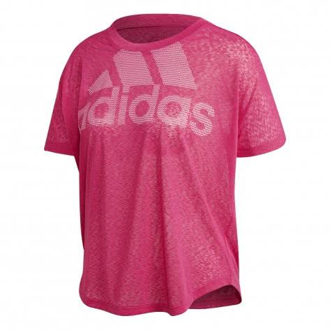 adidas Damen Trainingsshirt Magic Logo Tee