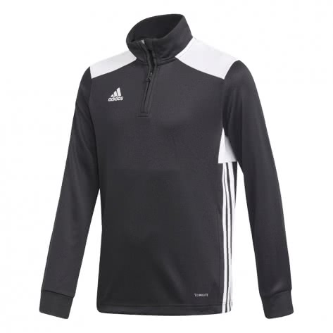 adidas Kinder Training Top Regista 18 BLACK WHITE Größe 116,128,140,152,164