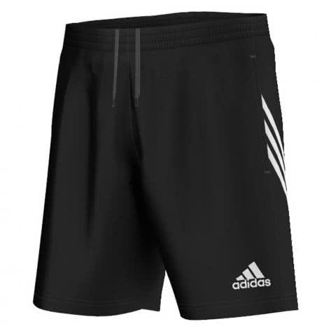 adidas Sereno 14 Training Short black white Größe 128,XS,XXXL
