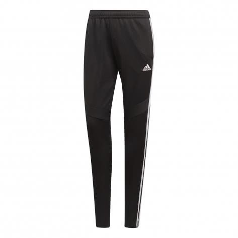 adidas Damen Trainingshose TIRO 19 D95957 XL black/white | XL