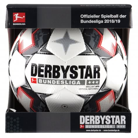 Derbystar Fussball Bundesliga Brillant Aps Omb 18 19 Cortexpower De