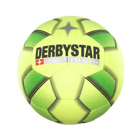Derbystar Fussball Indoor Beta 1054 Gelb/Grün 5 Gelb/Grün | 5