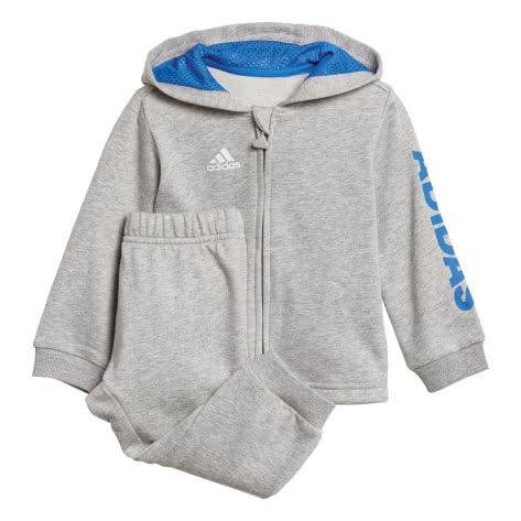 adidas Baby Jogginganzug Lineage Full Zip Hooded