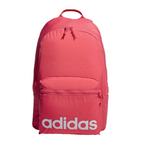 adidas CORE Mädchen Rucksack BACKPACK DAILY DM6159 One size real pink s18/white   One size