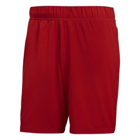 adidas Herren Short Barricade Short DM7644 XS scarlet | XS