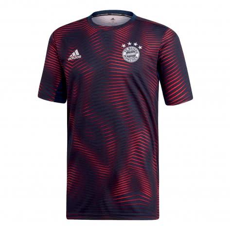 47d705aadd adidas Herren FC Bayern München Pre-Match Shirt 18/19 DP3688 M collegiate  navy