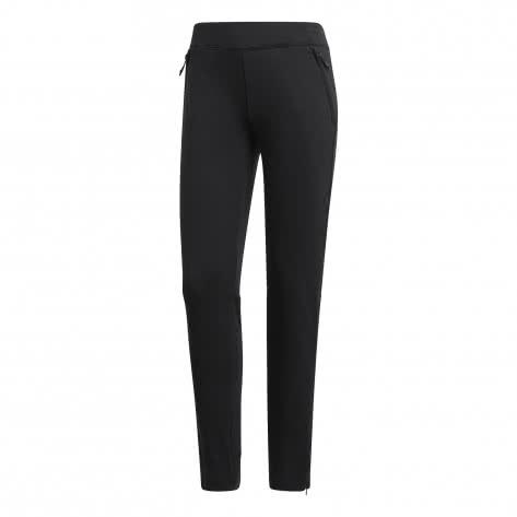 adidas Damen Trainingshose ID Glory Skinny Pant DP3901 XXS black   XXS