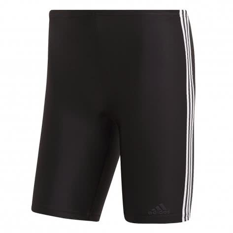 adidas Herren Badehose Fitness 3 Stripes Swim Jammer
