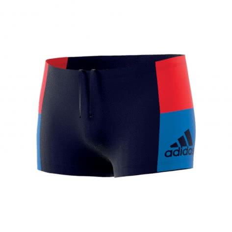 adidas Herren Badehose Fitness Colorblock Swim Boxer |