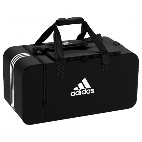 adidas Sporttasche TIRO 19 DUFFEL BAG Gr.M DQ1071 black/white | M