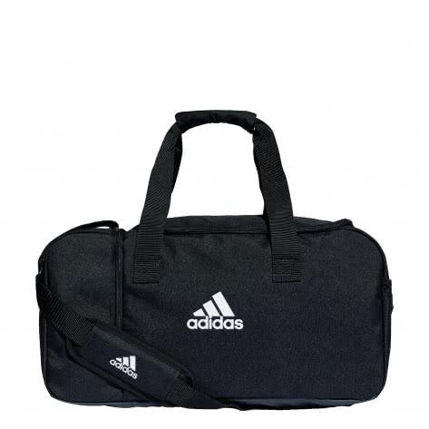 adidas Sporttasche TIRO 19 DUFFEL BAG Gr.S DQ1075 black/white | S