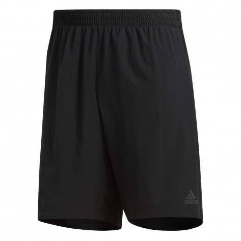 adidas Herren Laufshort Own the Run Two-in-One Shorts DQ2526 XS/7 black | XS/7