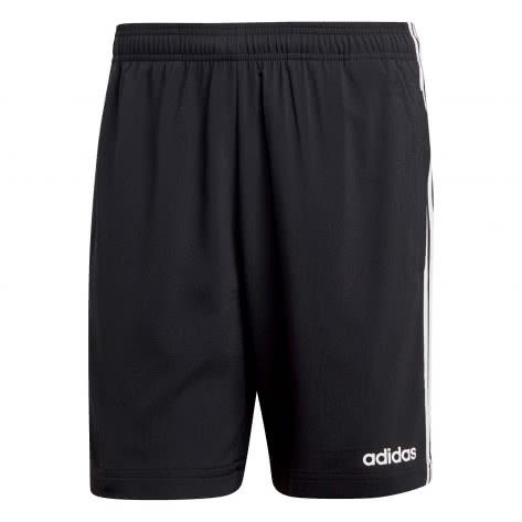 adidas Herren Short Essentials 3 Stripes 7in Chelsea