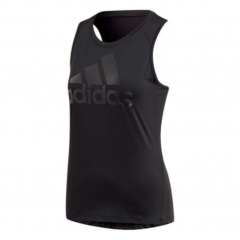 adidas Damen Tanktop Training Logo Tank