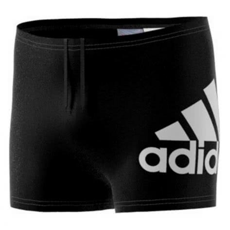 adidas Kinder Badehose BADGE OF SPORTS BOXER black Größe 128,140,164