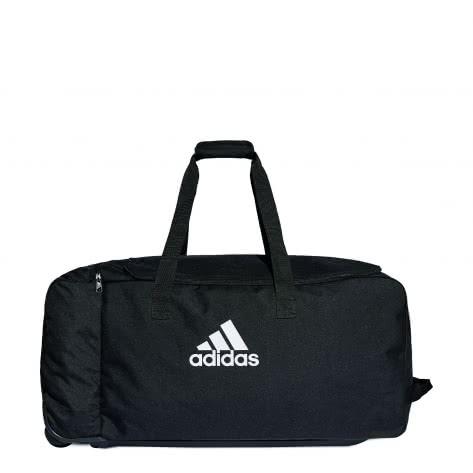 adidas Sporttasche TIRO 19 DUFFEL BAG mit Rollen Gr.XL DS8875 black/white | XL