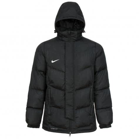 Nike Kinder Winterjacke Team Winter 645907 Black White Größe 122 128